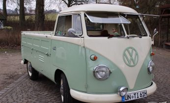 1962 VW Split Screen SC with Canopy