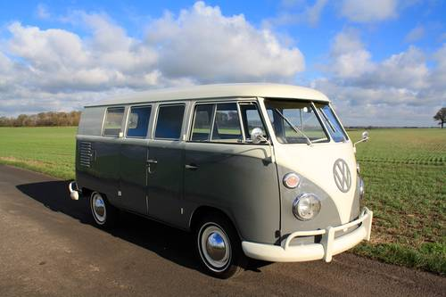 1962 VW Split Screen Camper