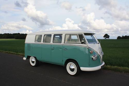 65 VW Split Screen – The Swedish Dream | VW Bus and Camper