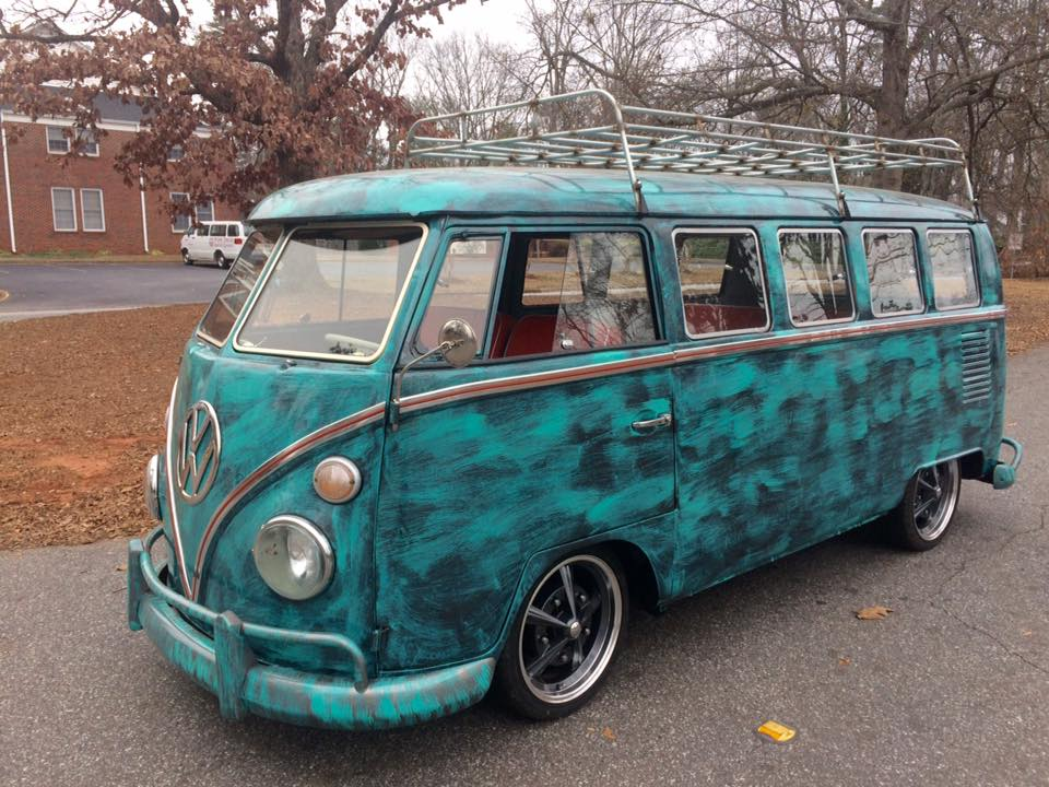 66 VW 13 Window Deluxe by Bergvisions
