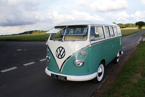 65 VW Split Screen – The Swedish Dream