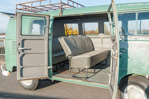 1965 VW T1 – All Original