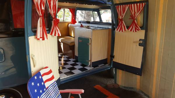 1963 Original Panel EZ Camper Conversion