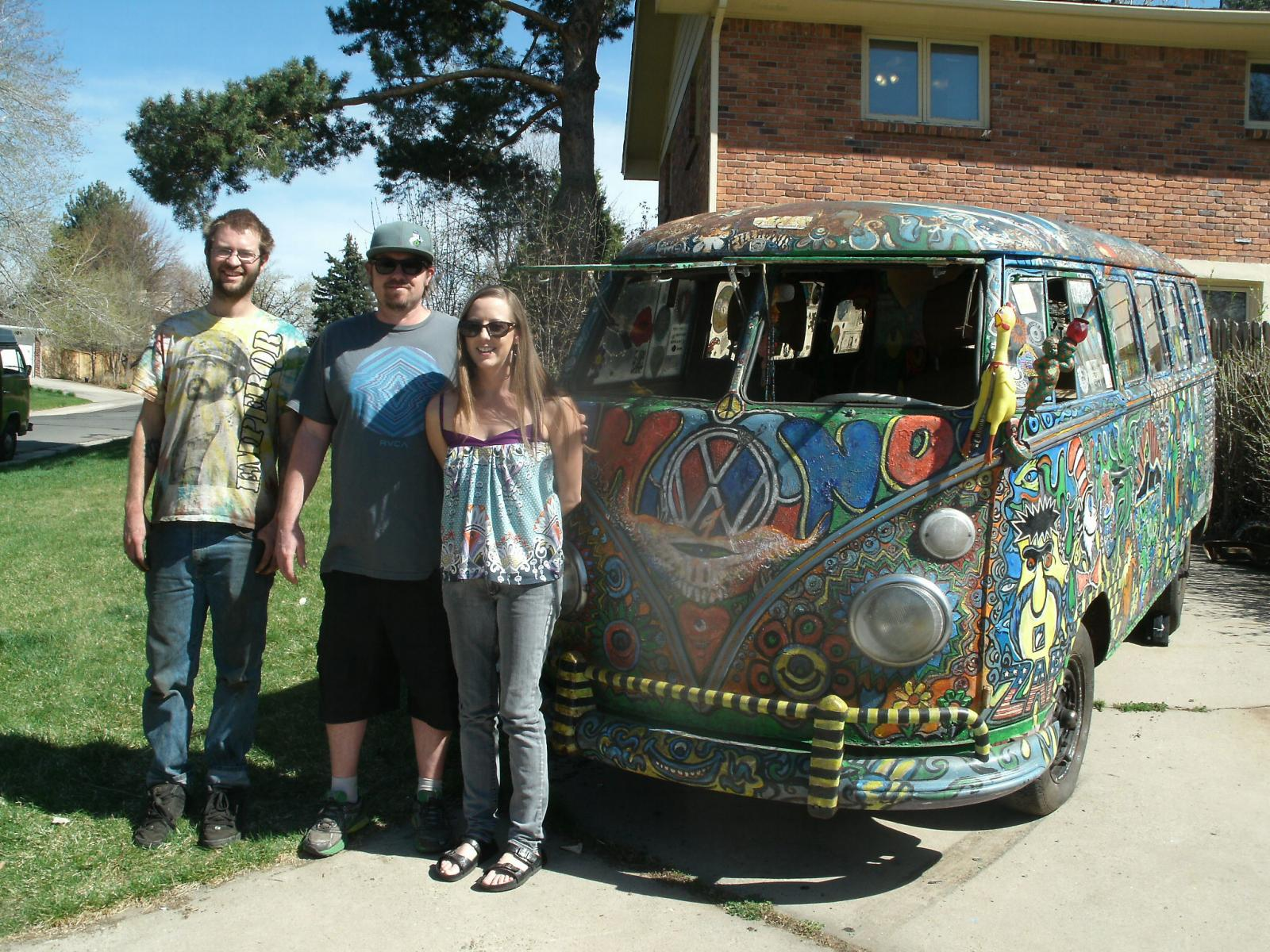 Artist and Music Inspired VWs.