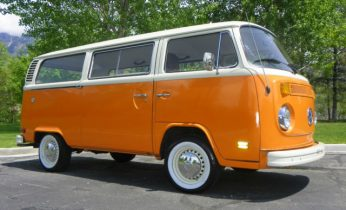 Original 1979 Volkswagen Bus