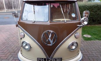 Beautifully Kept 1967 VW Camper