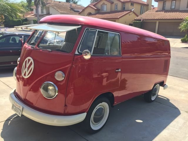 1964 VW Transporter Panel Van
