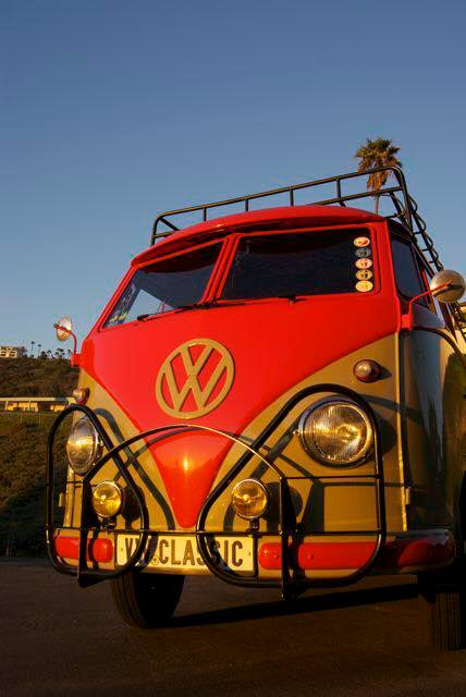 1957 VW Panel Van by Rich Kimball