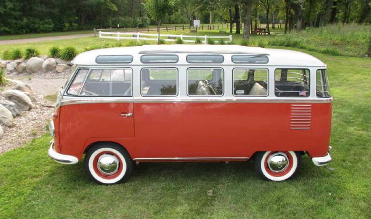 7 Great 1957 T1 VWs