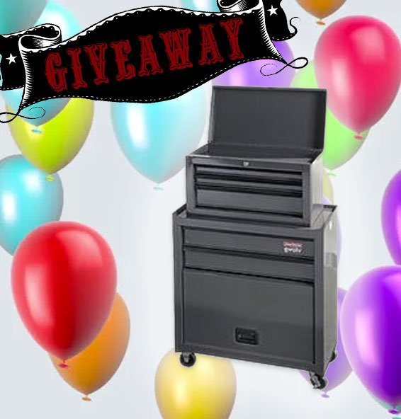 Craftsman Evolv 5 Drawer Tool Chest – Giveaway