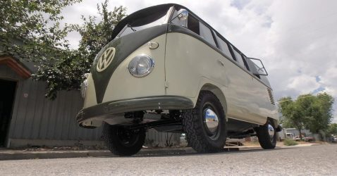 1956 VW Westfalia