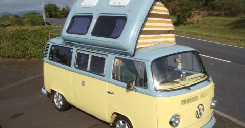 Bay Window Campers