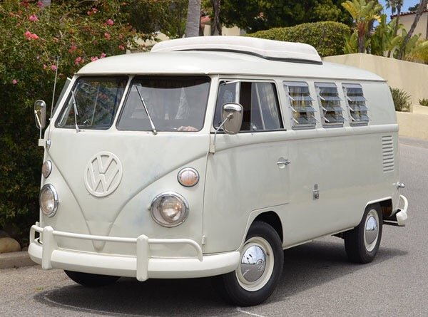 1967 VW Westfalia