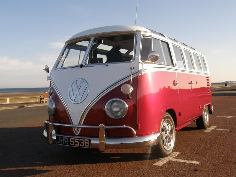1964 VW Split Screen