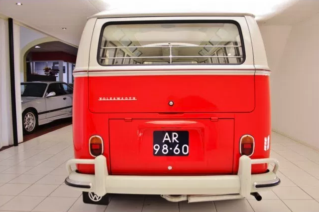 1965 VW 21 Window Samba