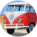 VW Bus and Camper