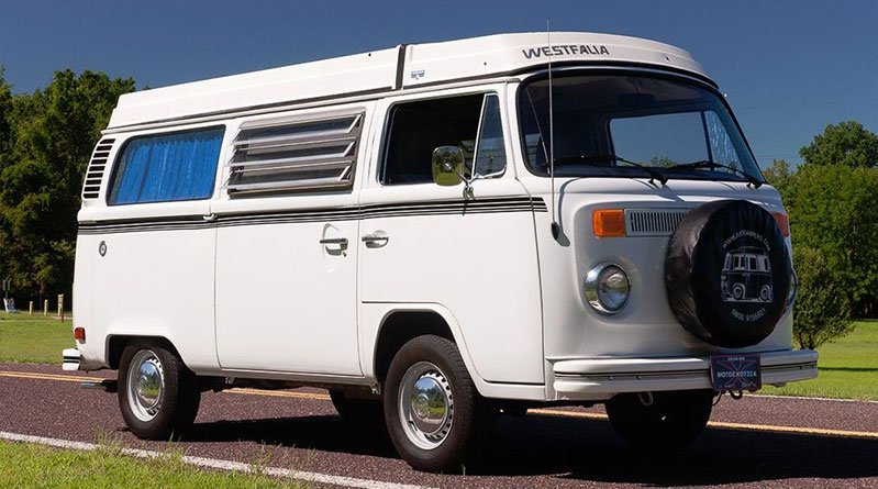 1975 VW Westfalia Camper